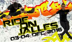 RIDE ON JALLES