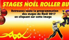 Stages roller de Noël
