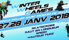 Winter Wheels Games 2018