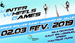 Winter Wheels Games 2019